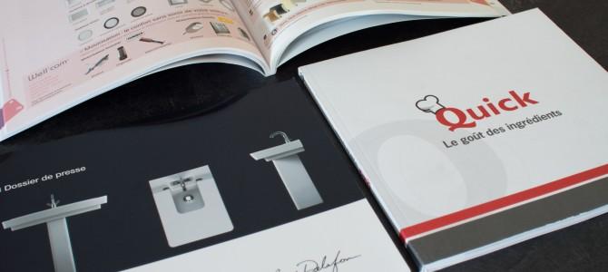 impressions de catalogue : les étapes de sa réalisation