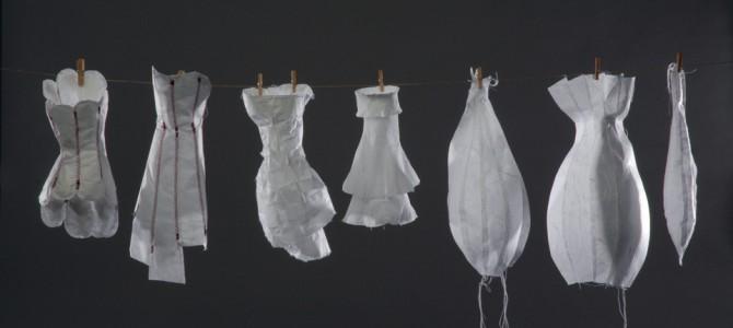 Transformez vos vêtements en papier !